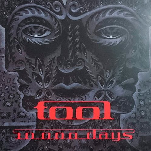 CD Tool - 10,000 Days - Importado - Lacrado