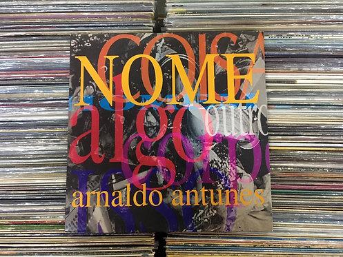 LP Arnaldo Antunes - Nome - Com Encarte