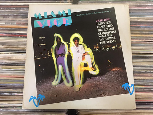 LP Miami Vice - Trilha Sonora De Televisão
