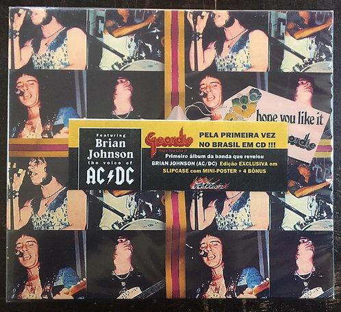 CD Geordie - Hope You Like It - Slipcase - C/ Mini-Poster - +Bônus - Lacrado