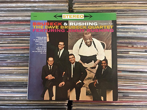 LP The Dave Brubeck Quartet Featuring Jimmy Rushing - Imp