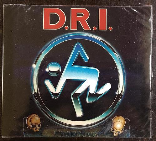CD D.R.I. - Crossover - Slipcase - Lacrado