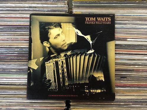 LP Tom Waits - Frank's Wild Years - Capa Dupla