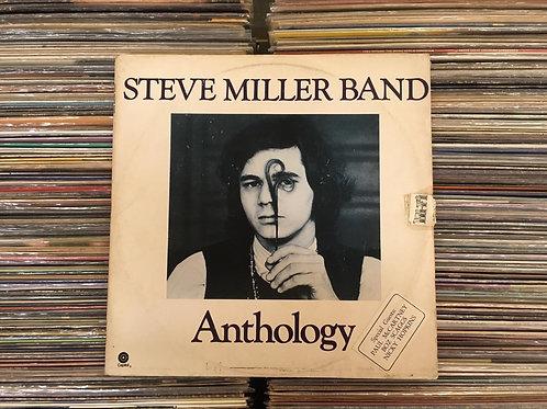 LP Steve Miller Band - Anthology - Duplo - Capa Dupla
