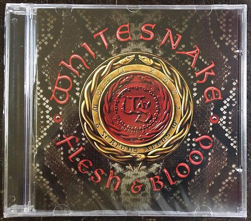 CD Whitesnake - Flesh & Blood - Lacrado