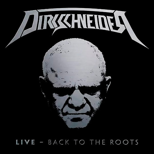 CD Dirkschneider - Live - Back To The Roots - Duplo - Lacrado