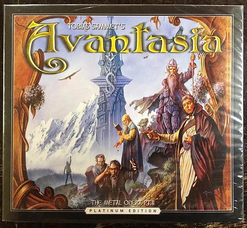 CD Avantasia - The Metal Opera Pt. II - Digipack - Platinum Edtion
