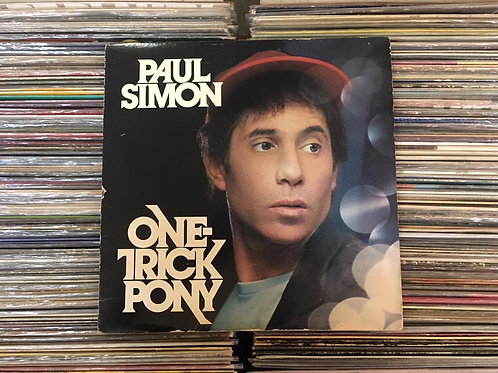 LP Paul Simon - One-Trick Pony - Importado - Com Encarte
