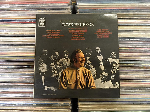 LP Dave Brubeck - Summit Sessions