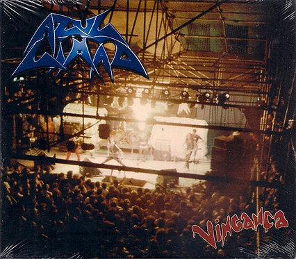 CD Azul Limão - Vingança - Digipack - Lacrado