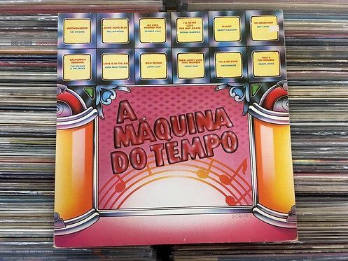 LP A Máquina do Tempo - Vários Artistas