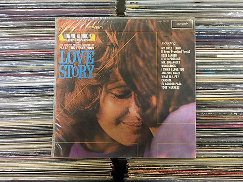 LP Ronnie Aldrich And His Two Pianos - Love Story