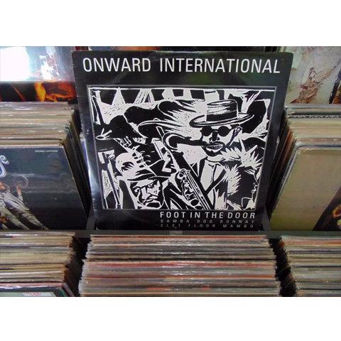 LP Onward International - Foot In The Door - Importado