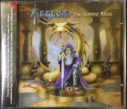 CD Magnum - The Serpent Rings - Lacrado