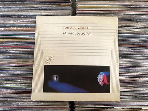 LP Jon & Vangelis - Private Collection
