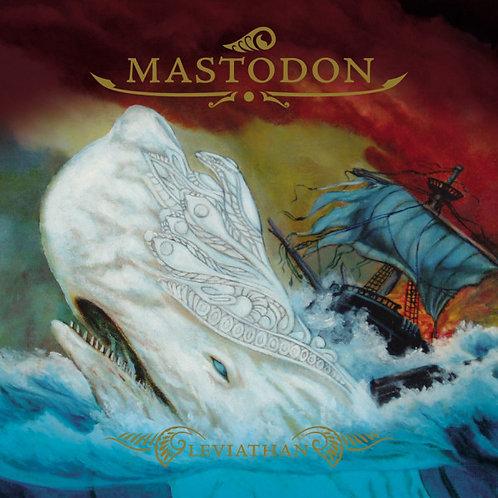 CD Mastodon - Leviathan - Importado - Lacrado