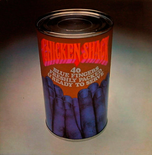CD Chicken Shack - 40 Blue Fingers, Freshly Packed And Ready To Serve - Imp