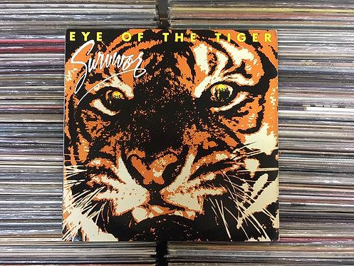 LP Survivor - Eye Of The Tiger - Importado