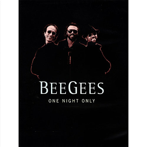 DVD Bee Gees - One Night Only - Lacrado