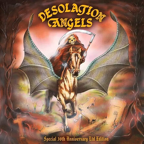 CD Desolation Angels - Special 30th Anniversary Ltd Edition - Duplo