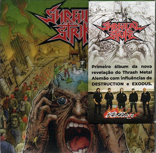 CD Surgical Strike - Part Of A Sick World - Lacrado