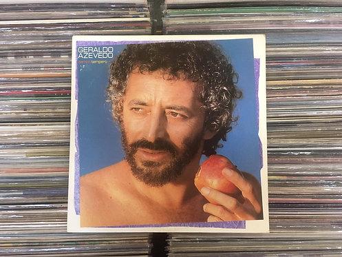 LP Geraldo Azevedo - Tempo Tempero - Encarte
