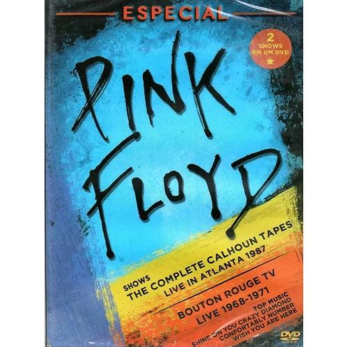 DVD Pink Floyd - Espcial Shows Atlanta 87 E Bouton Rouge 68 - Lacrado