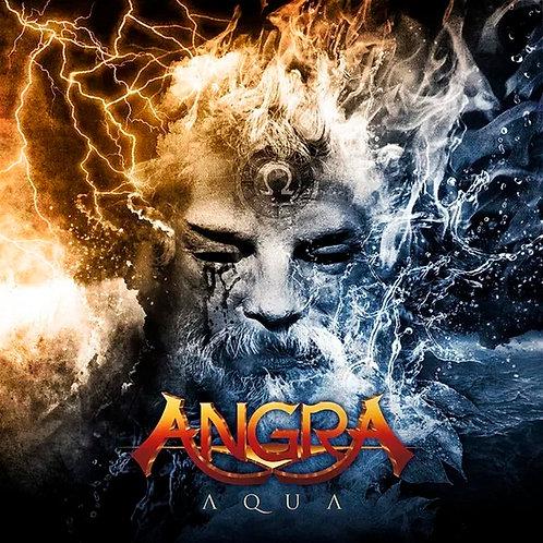 CD Angra - Aqua - Lacrado