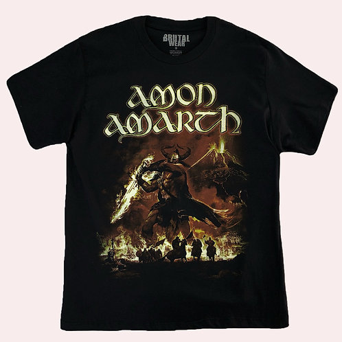 Camiseta Amon Amarth - Surtur Rising - Brutal