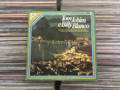 LP Tom Jobim E Billy Blanco - 1975/ 1983 - Capa Dupla