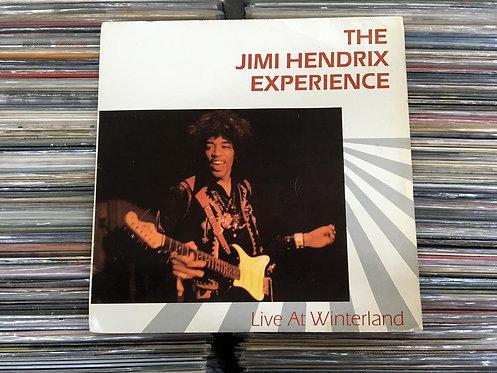 LP The Jimi Hendrix Experience - Live At Winterland - (Duplo)