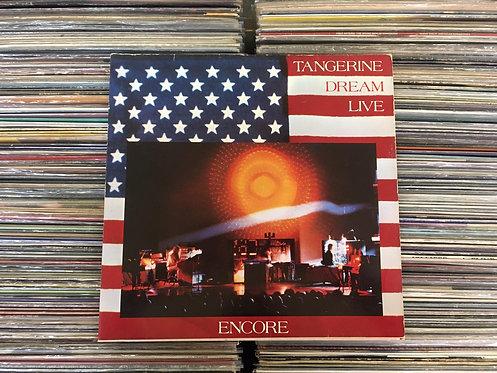 LP Tangerine Dream - Encore - Duplo - Importado