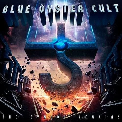 CD Blue Öyster Cult - The Symbol Remains - Lacrado