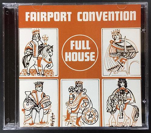 CD Fairport Convention - Full House - Importado