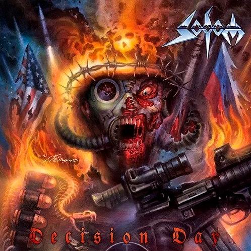 CD Sodom - Decision Day - Lacrado - Digipack