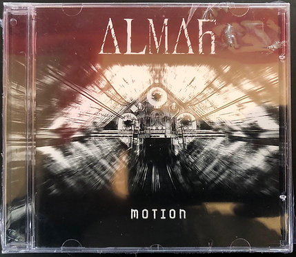 CD Almah - Motion - Importado - Lacrado