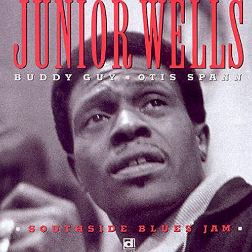 CD Junior Wells - Southside Blues Jam - Importado (Seminovo)