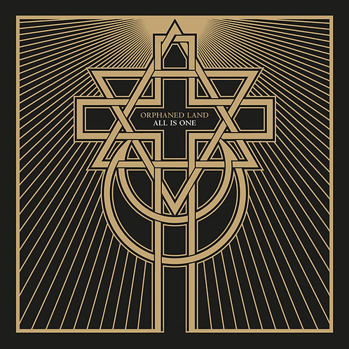 CD Orphaned Land - All Is One - Lacrado