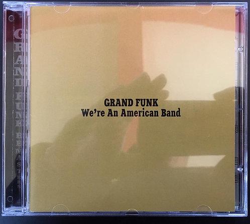 CD Grand Funk - We're An American Band - Importado