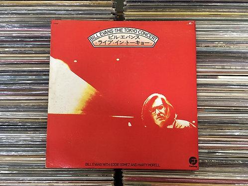 LP Bill Evans - The Tokyo Concert - Importado
