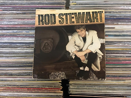 LP Rod Stewart - 1986 / Here To Eternity - Com Encarte
