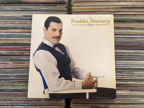 LP Freddie Mercury - The Freddie Mercury Album - Com Encarte