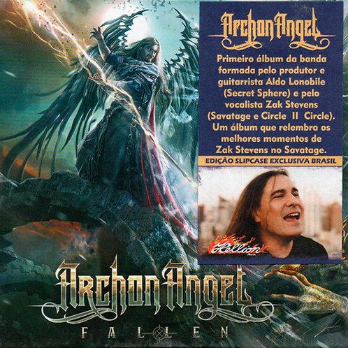 CD Archon Angel - Fallen - Slipcase - Lacrado