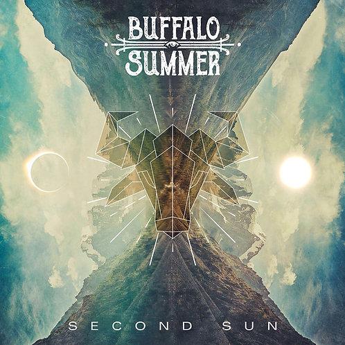 CD Buffalo Summer - Second Sun - Lacrado