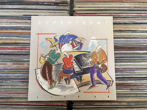 LP Supertramp - Live '88
