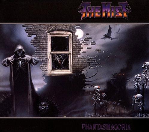 CD The Mist - Phantasmagoria - Digipack - Lacrado