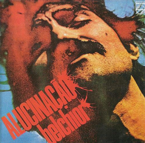 CD Belchior - Alucinação - Lacrado