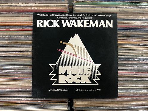 LP Rick Wakeman - White Rock