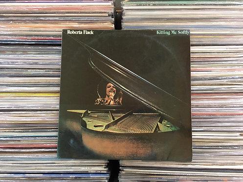 LP Roberta Flack - Killing Me Softly