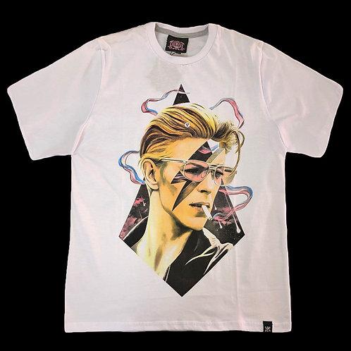 Camiseta David Bowie - Foto - Chemical